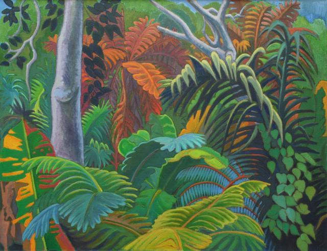 Florès - Végétation