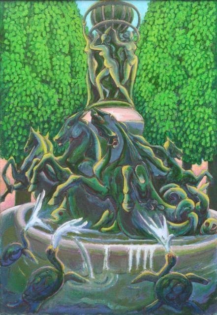 La fontaine Carpeaux - 1